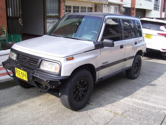 Campero Chevrolet Vitara 4 Puertas, 4x4. Excelente