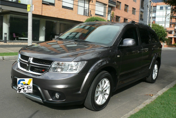 Dodge Journey Sxt 7 Psj At 2400 Cc 4x2