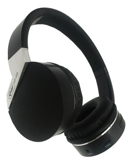Fone Bluetooth Sem Fio 453 Wireless Mp3 Radio Fm