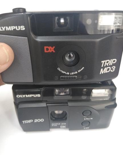 Câmeras Fotográficas Analógicas