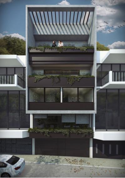 Town House 3 Rec Vestidor Y Baños C/u , Roof Garden 2 Autos
