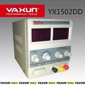Fonte Regulável Dc Assimetrica 15v 2a Yaxun Ps1502dd