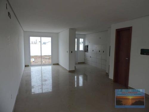 Sobrado Com 3 Dormitórios À Venda, 108 M² Por R$ 450.000,01 - Hípica - Porto Alegre/rs - So0012