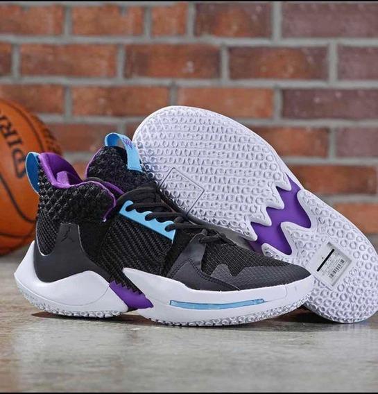 Tenis Zapatillas Nike Jordan Why Not Zer0.2 Hombre