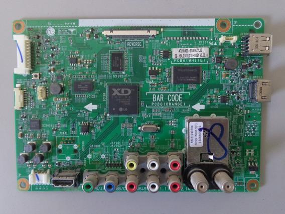 Placa Principal Tv Led 47ln5400 Lg - Cod: Eax64905501 (2.2)