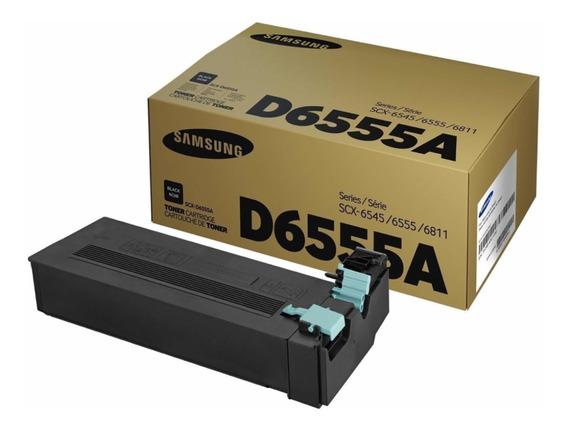 D6555a Cartucho Toner Preto 25k Scx6555 Samsung Original