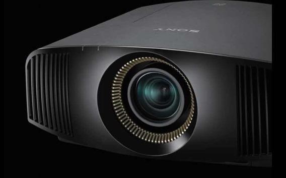 Projetor Sony Vpl-vw295es / 4k Nativo / Hdr