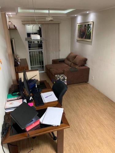 Apartamento Com 2 Dormitórios À Venda, 49 M² Por R$ 240.000,00 - Parque Prado - Campinas/sp - Ap6716