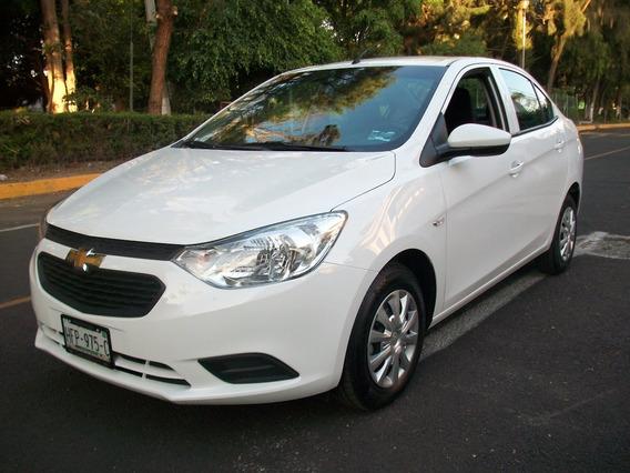 Chevrolet Aveo 1.6 Ls Factura Original Año 2020 Automatico