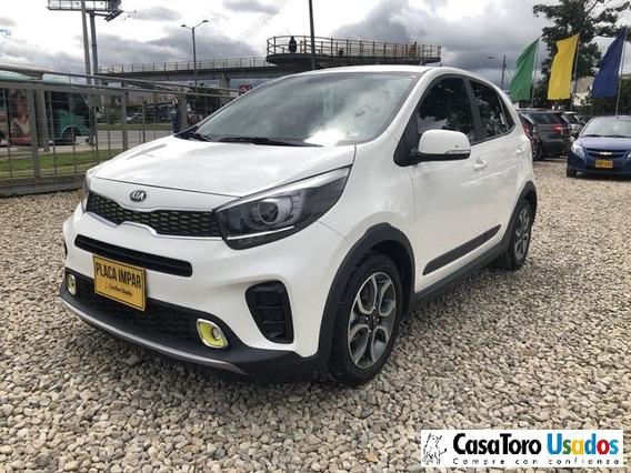 Kia Picanto Exline Mt 1200cc 2018