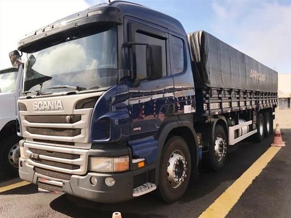 Scania P360 Ano 2013 Mais Carroceria
