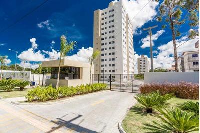 Apartamento Em Emaús, Parnamirim/rn De 44m² 2 Quartos À Venda Por R$ 155.000,00 - Ap210438