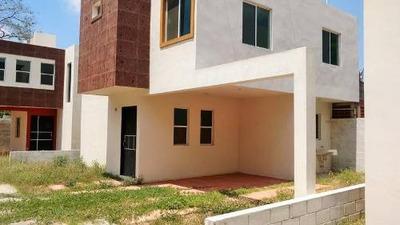 Casa En Venta En Tampico, Col. Niños Héroes