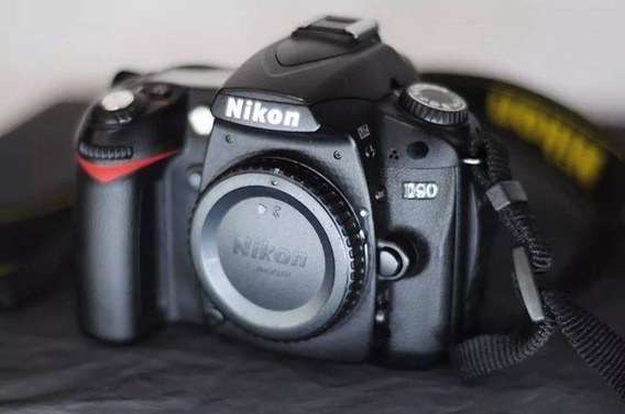 Camera Profissional Nikon D90