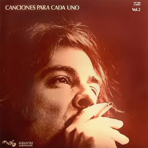 Litto Nebbia - Canciones Para Cada Uno Vol. 2 - Lp Vinilo