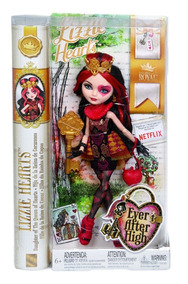 Boneca Ever After High - Lizzie Hearts