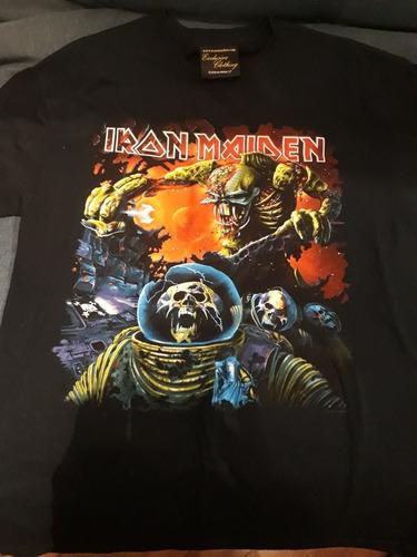 Iron Maiden Official T-shirt