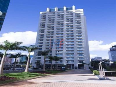 Ref 7689 - Conjunto Comercial Novo Edifício 42 M² E 1 Vg - Itaim Bibi. - 7689