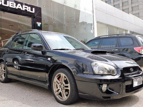 Wrx Sw Turbo Intercoler, 2º Dono, 52888 Km Orig.