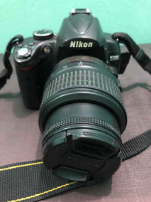 Câmera Nikon D5000 Semi Nova