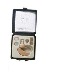 Auricular Ouvido Hearing Amplifier Aid Amplificador Som Voz
