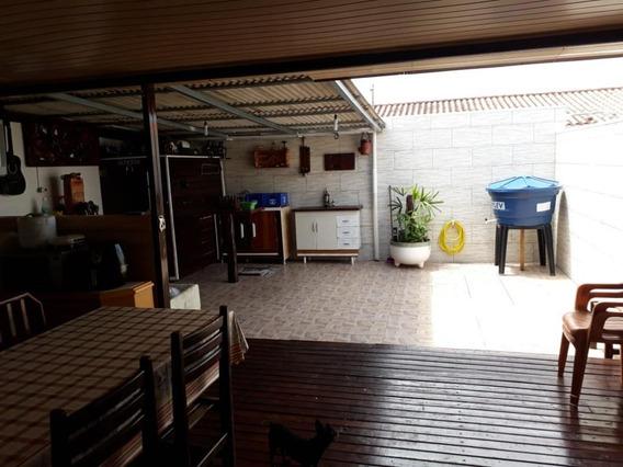 Casa Com 2 Quartos, Ampliada No Cond. Terra Nova Em Palhoça, 2 Vagas - Ca2059