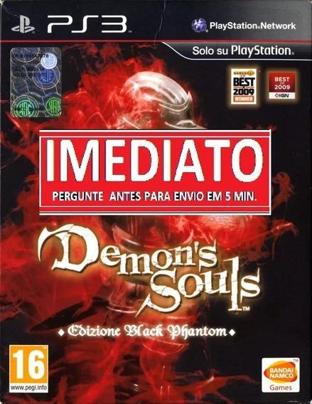 Demons Souls Ps3 Psn Midia Digital