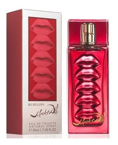 Perfume-rubylips-salvador-dali--edt-100ml-original-promoção