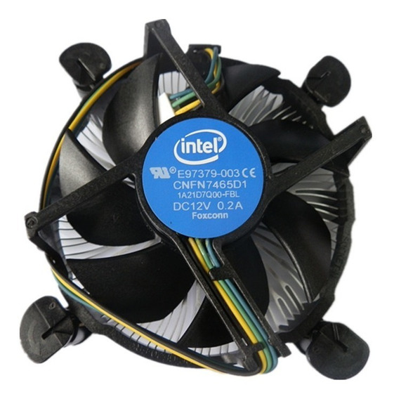 Cooler Intel Original Soquete 1150/1151/1155/1156 Promoção