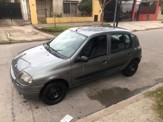 Renault Clio 2001 1.6 Rn Aa Pack
