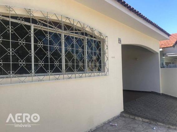 Casa Com 3 Dormitórios Para Alugar, 140 M² Por R$ 1.500 - Vila São João Da Boa Vista - Bauru/sp - Ca1727