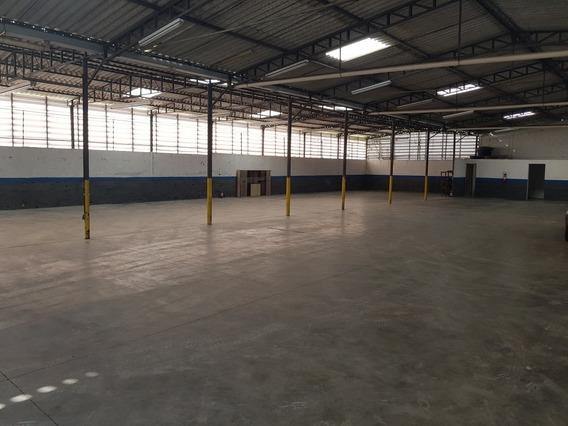 Galpão Bem Localizado Ribeirão Pires. Super Estrutura. Oport
