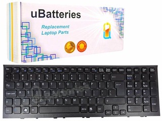 Ubatteries Compatible Laptop Keyboard Replacement For Sony
