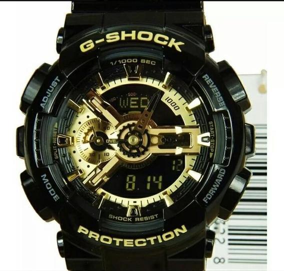 Relógio Casio G-shock (original) Ga-110gb Dourado