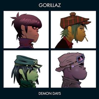 Gorillaz Demon Days Vinilo Doble Nuevo Y Sellado Obivinilos