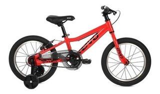Rojo Fuego Evo Motor De La Bicicleta Rock Ridge 16 1 Veloci