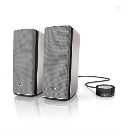 Bose Companion 20 Multimidia 2.0 Caixa Para Pc - Not Premium