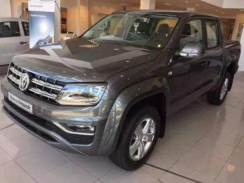 0km Volkswagen Amarok 2.0 Cd Tdi 180cv Highline At 4x2 2