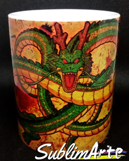 Taza Shenlong Dragon Ball