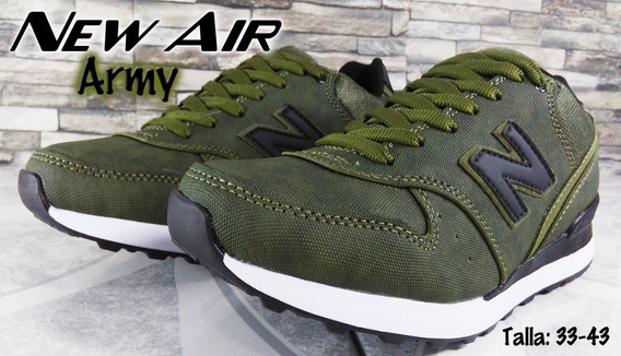 Tenis New Air Ref: Army