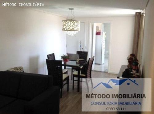 Apartamento Para Venda Em Santo André, Campestre, 3 Dormitórios, 1 Suíte, 2 Banheiros, 2 Vagas - 12310_1-904009