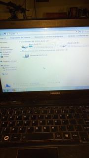 Netbook Toshiba Satélite C665d