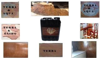 Kit Para Oxidar Concreto 300-m2