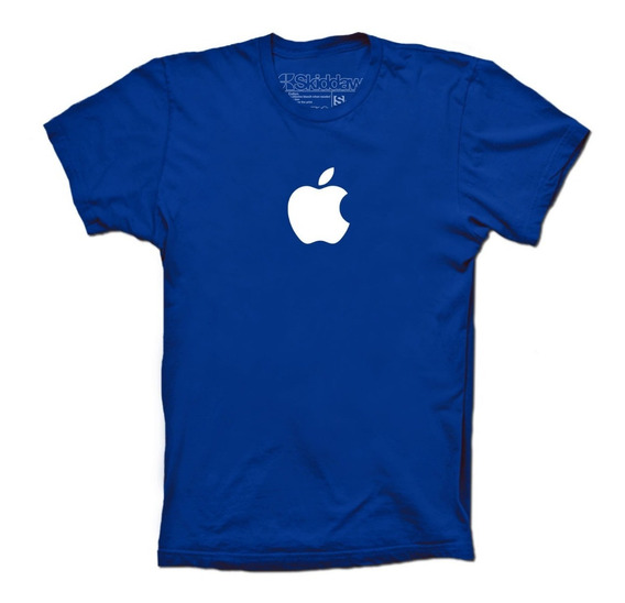 Playeras Apple Logo Geek Para iPhone X Lovers Genius