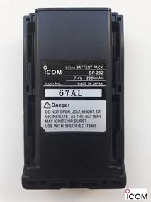 Bateria Icom Ic-f14 F24 F15 F25 Ic-a14 Bp232 Bp-232