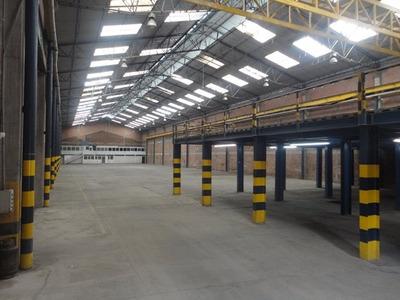 Bodega En Zona Industrial