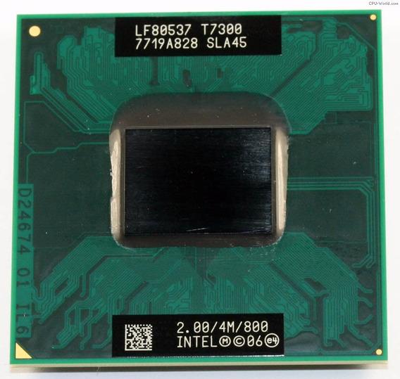 Processador Notebook Intel Core 2 Duo Mobile 2.0ghz/4mb/800