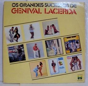 819 Mvd- 1985 Lp- Genival Lacerda- Os Grandes Sucessos Vinil