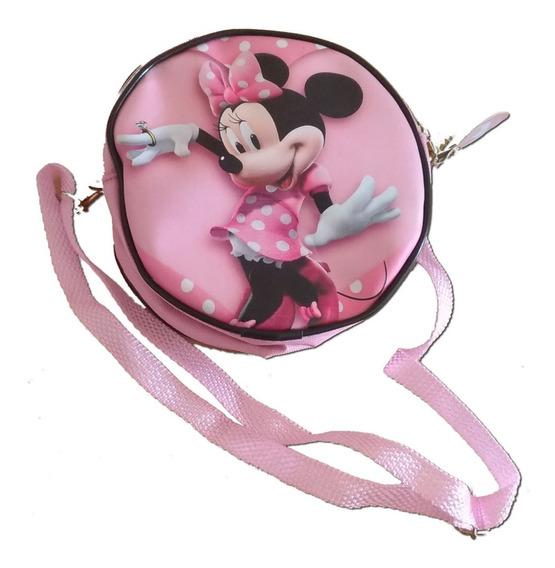 Bolsa Infantil Minnie