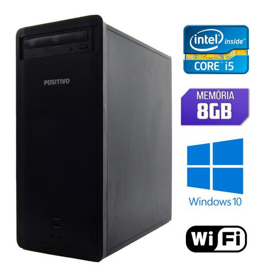 Computador I5 8gb 320gb Queima De Estoque
